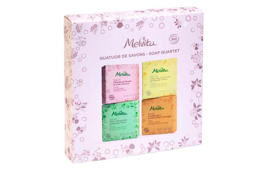 Melvita, Holiday Soap Quartet