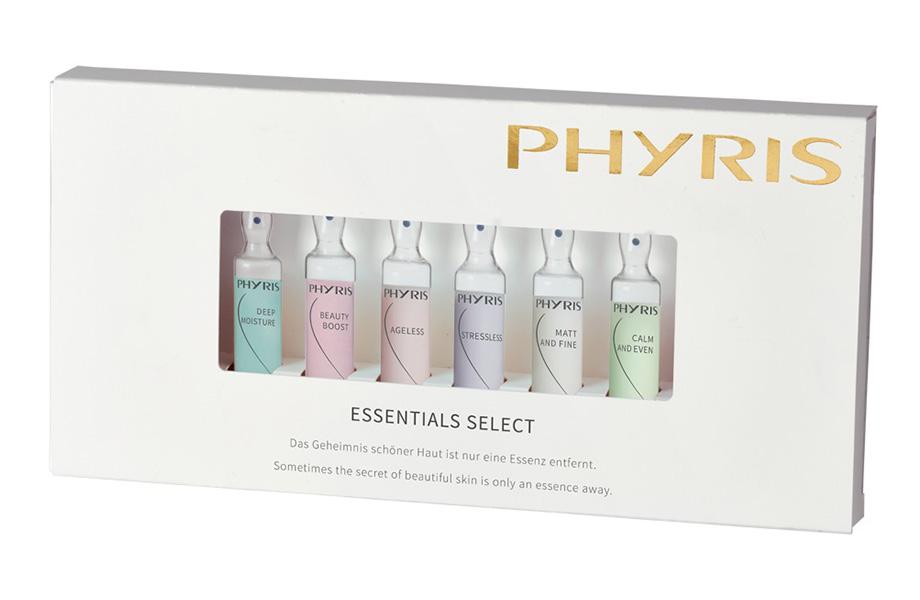 Phyris, Essentials Select