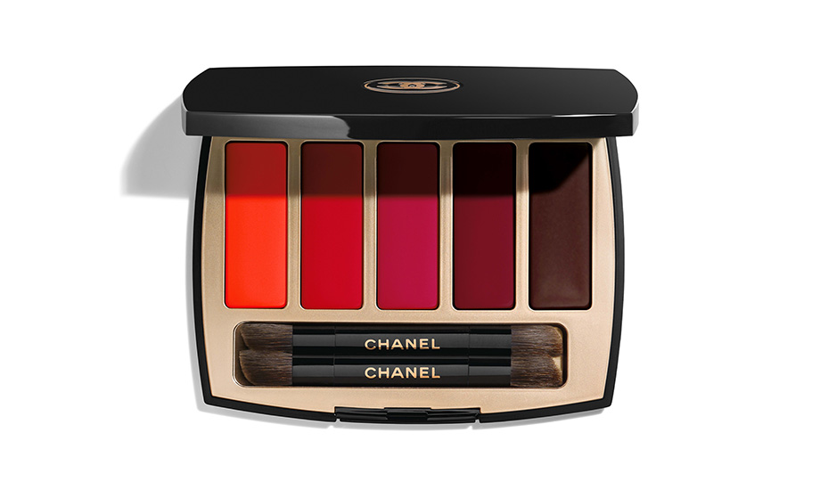 Chanel, Lip Palette Caractere Holiday