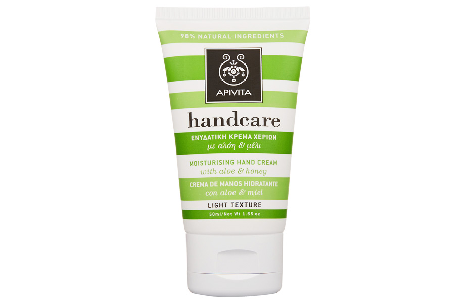 Apivita Hand Care Moisturising Hand Cream with Aloe Vera