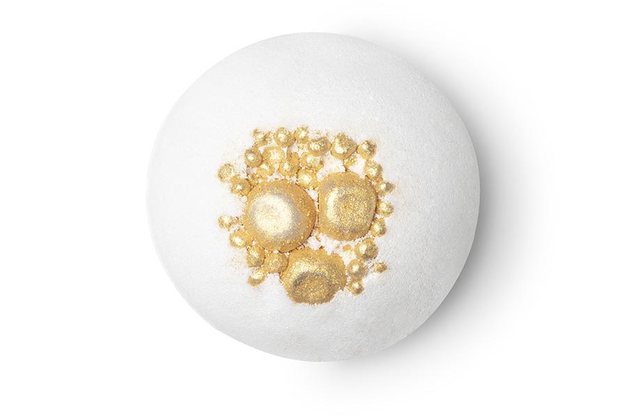 Lush бомбочка для ванн «Жемчужина»