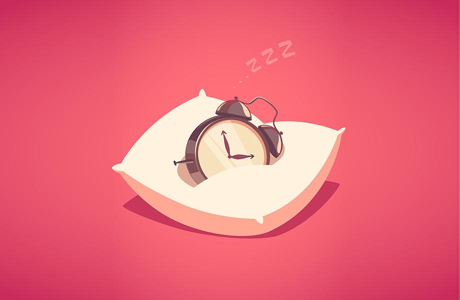 Как правильно спать для красоты