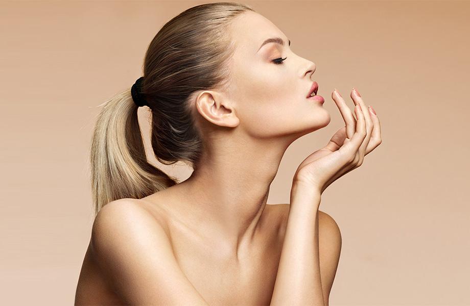 Как наносить тоналку при шелушении кожи