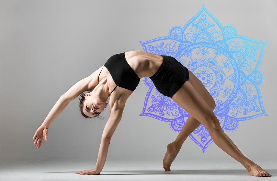 Танцевальная йога
