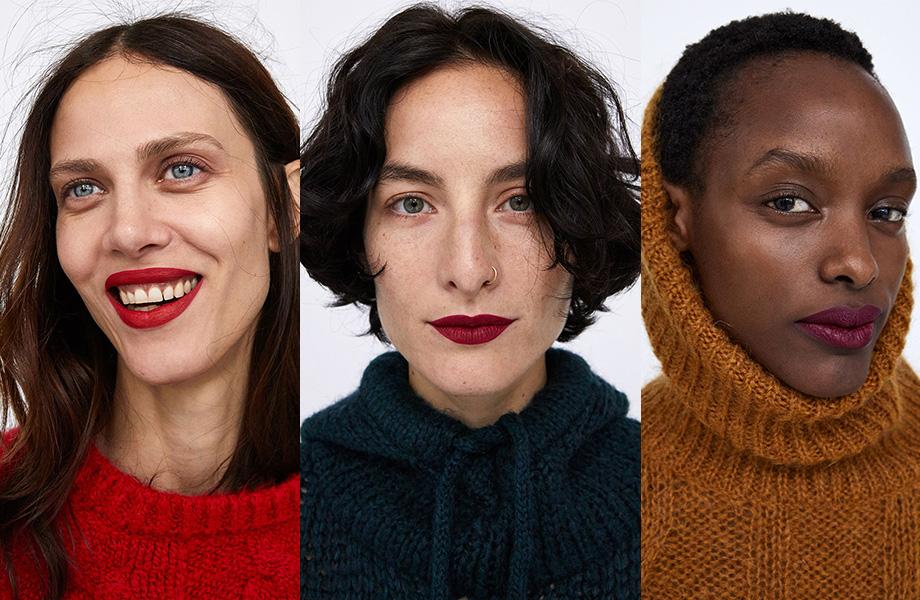 Zara запускает линию декоративной косметики
