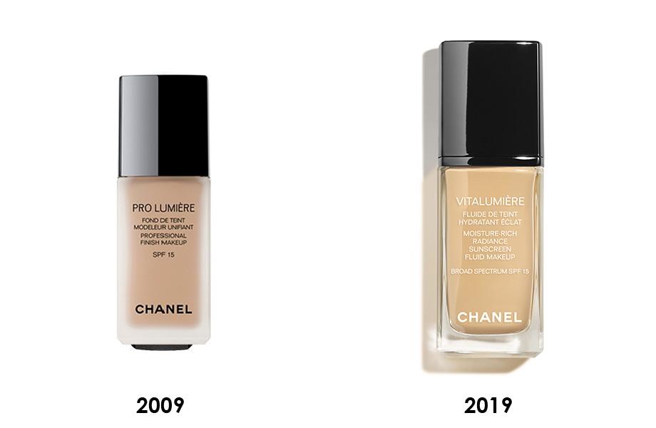 Chanel Pro Lumière Professional Finish Makeup SPF 15