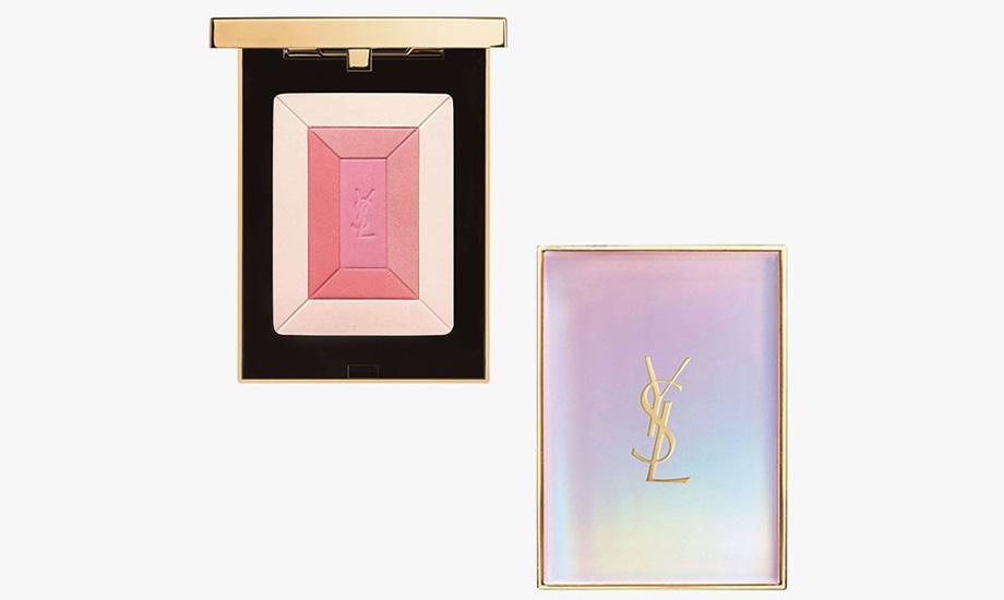Yves Saint Laurent Beauty, Shimmer Rush Face Palette