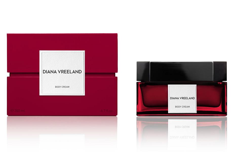 Diana Vreeland, Body Cream