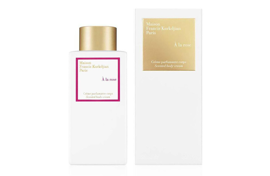 Maison Francis Kurkdjian, À La Rose Scented Body Cream