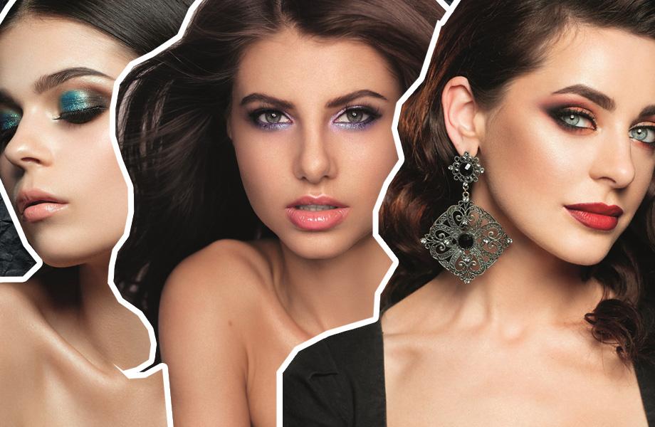 Шаг за шагом: 3 вечерних макияжа на День святого Валентина