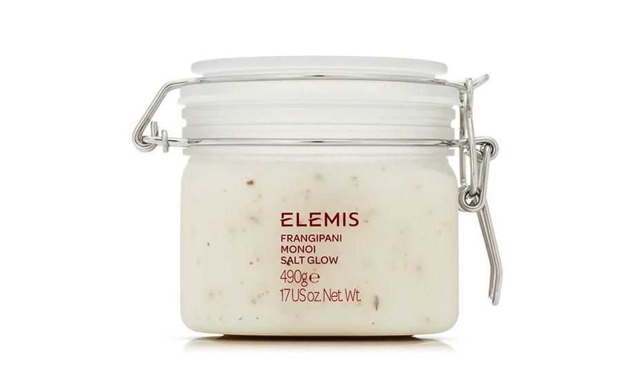 Elemis, Frangipani Monoi Salt Glow