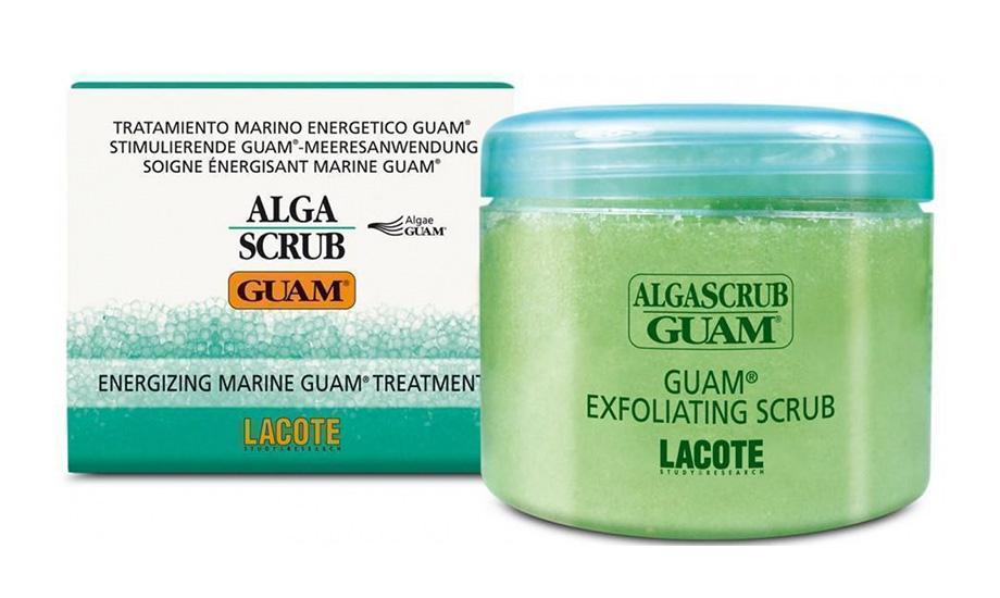 Guam, Alga Scrub