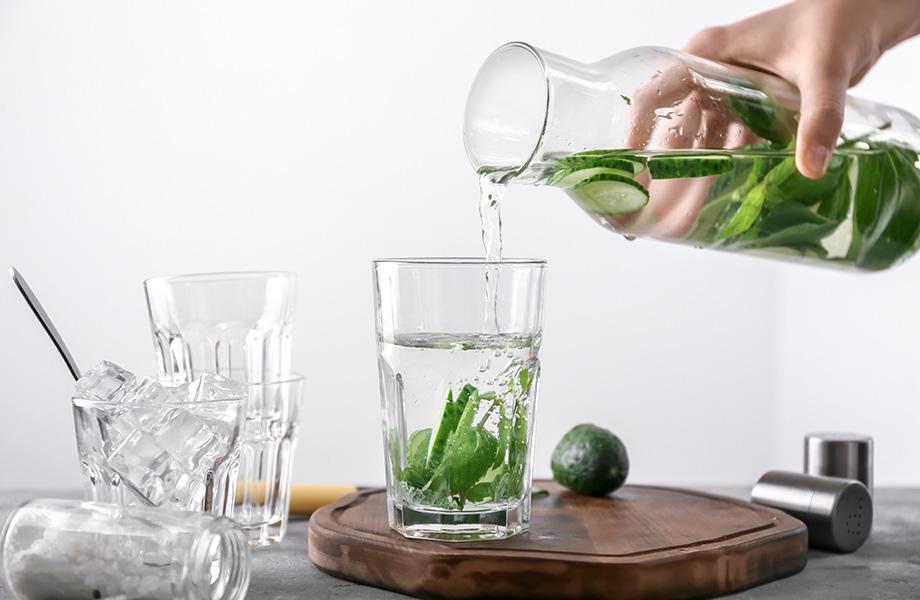 Огуречная вода чем полезна