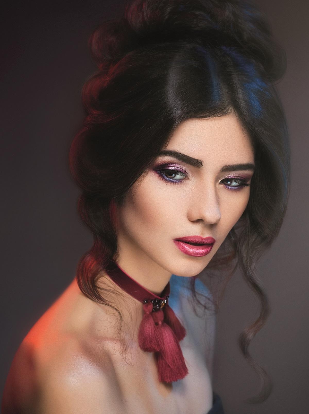 макияж на 8 марта 2019