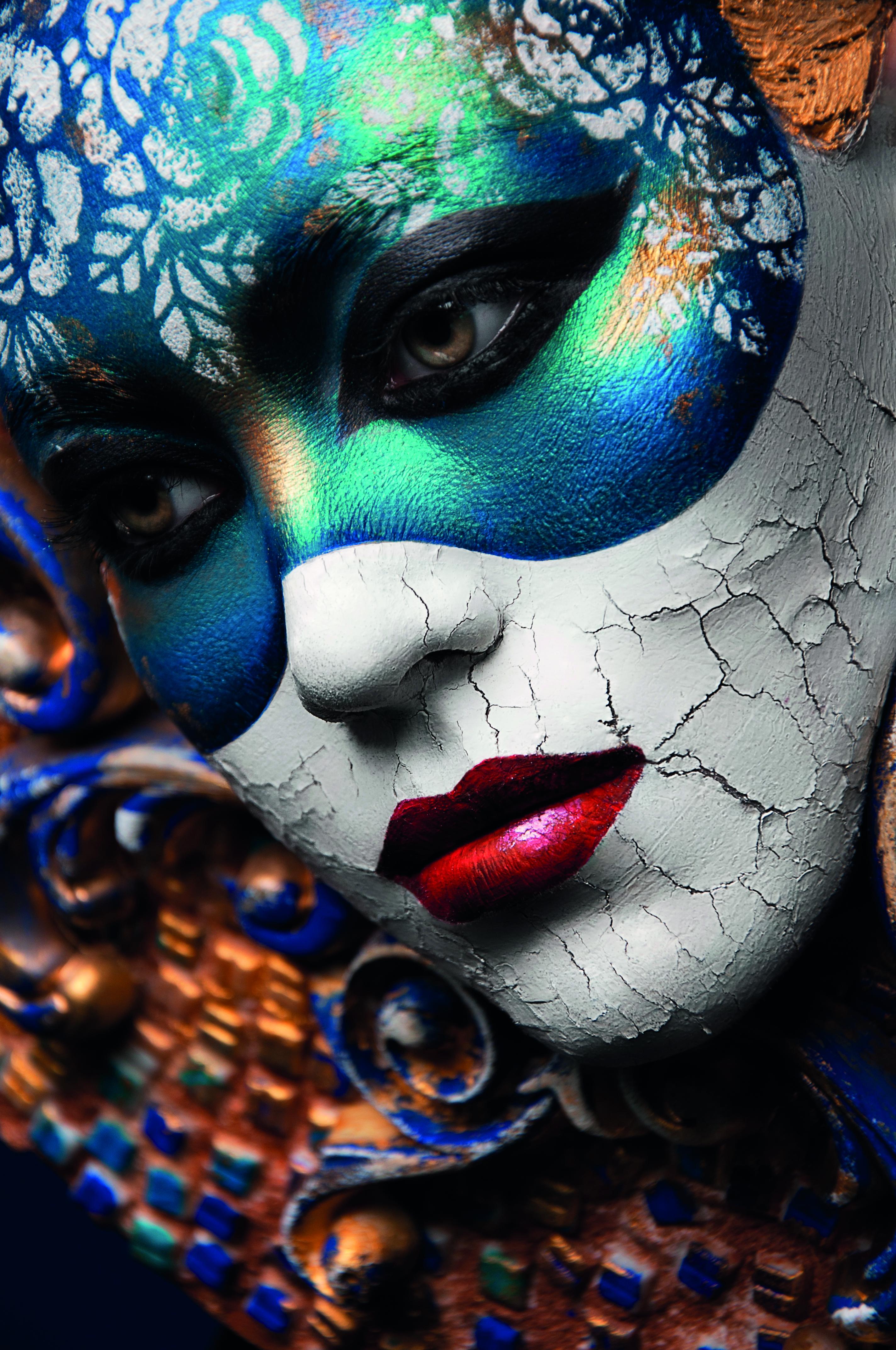 Дарья Богатова Face-art