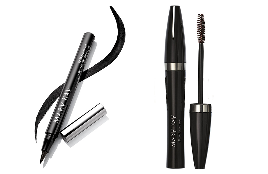 Mary Kay, Ultimate Mascara Wimperntusche & Liquid Eyeliner Pen