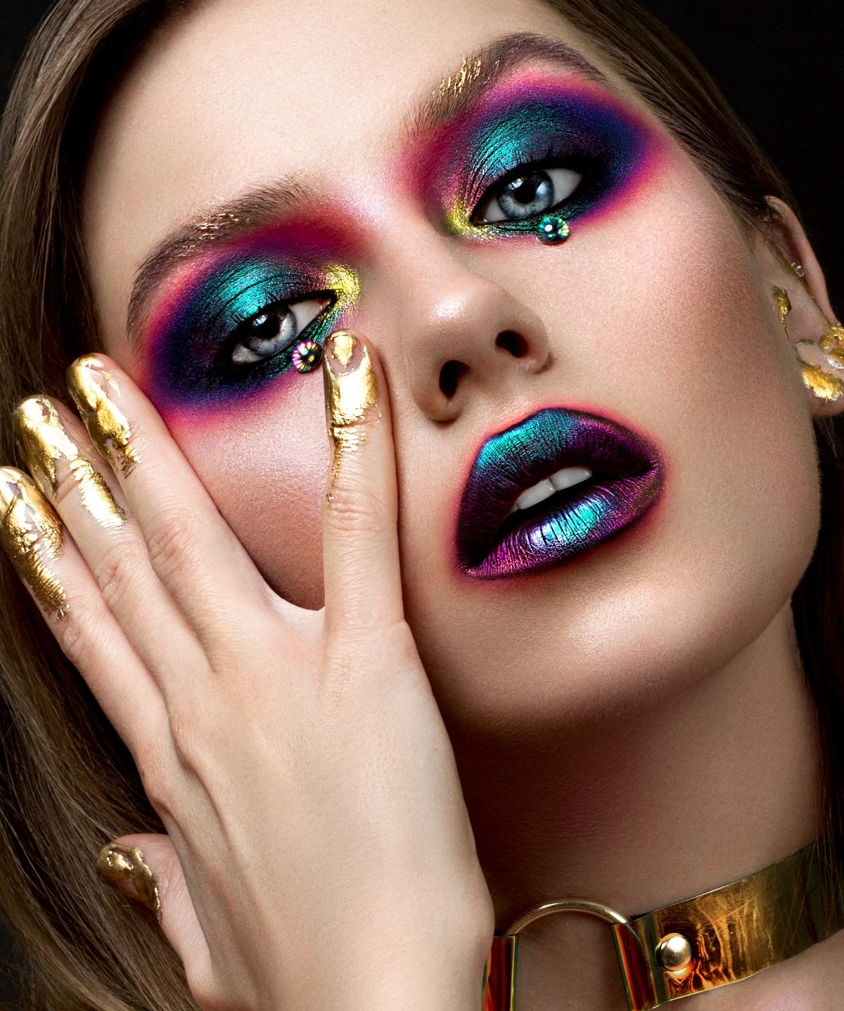 Лариса Ларина макияж