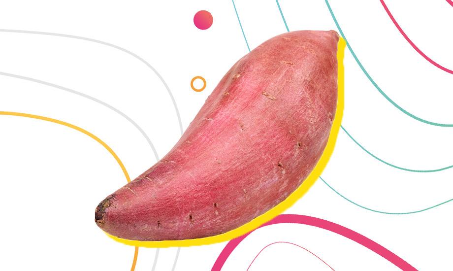 Сладкая картошка