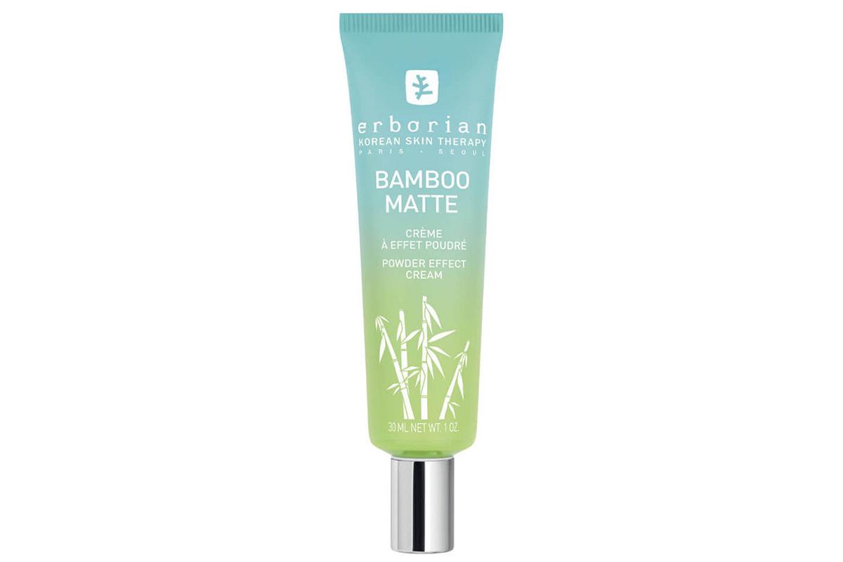 Erborian, Bamboo Matte Powder Effect Cream