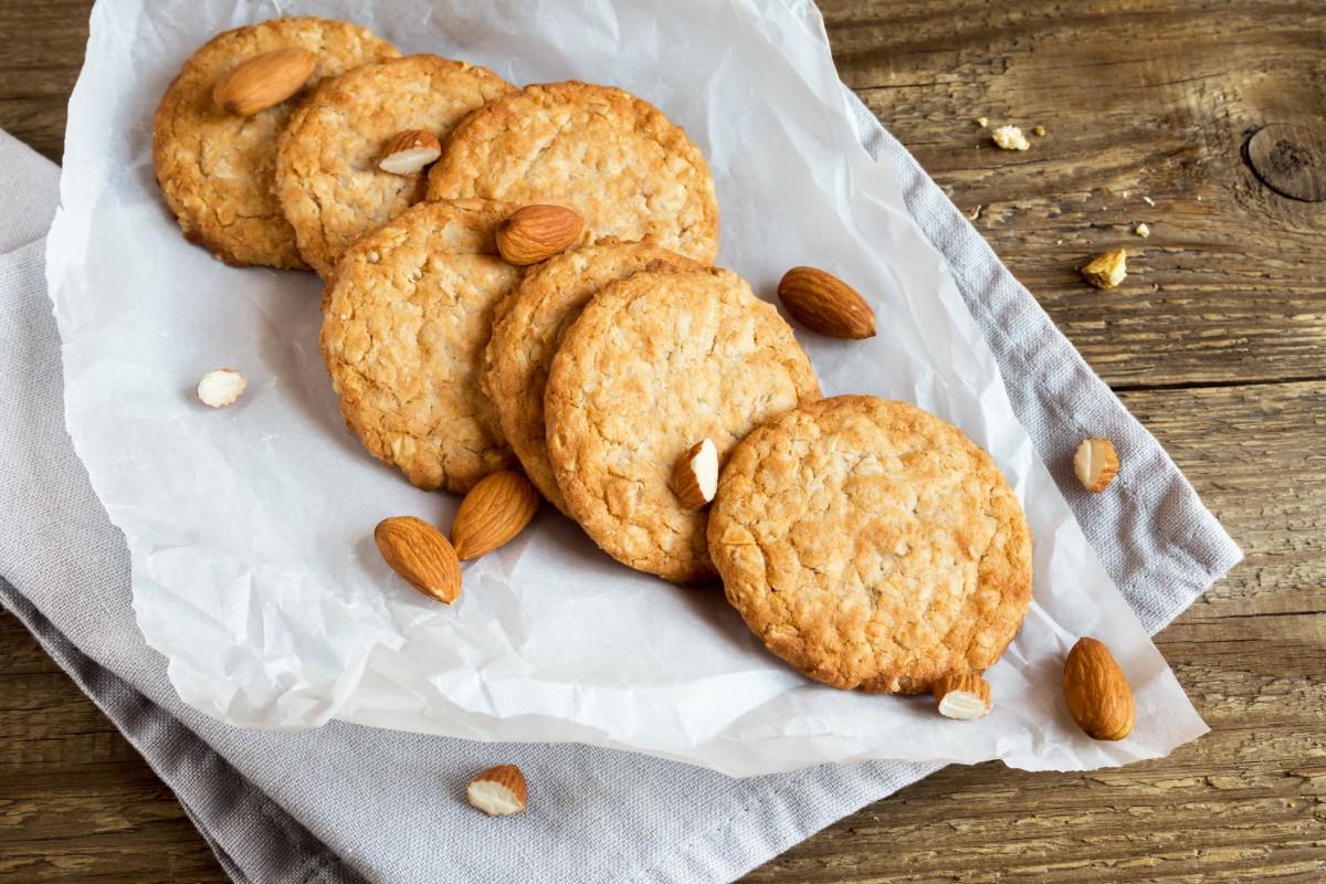 Кето-печенье без сахара