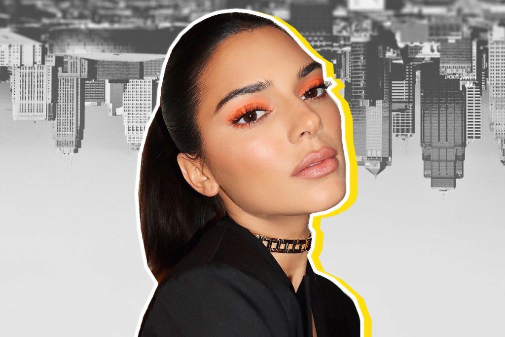 тренды макияжа 2019