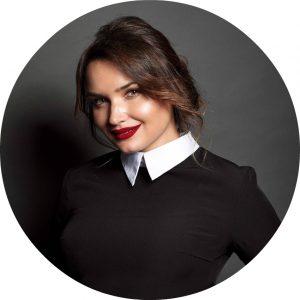 Олеся Корякина визажист