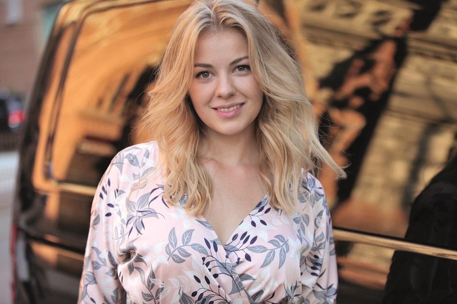 Олеся Фаттахова: женщина должна быть собой!