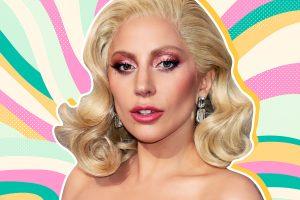 Леди Гага уход за лицом
