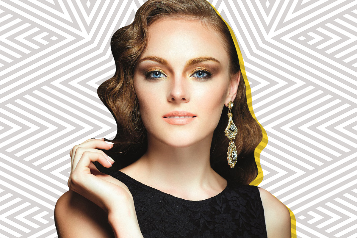 Вечерний макияж пошагово: два универсальных образа
