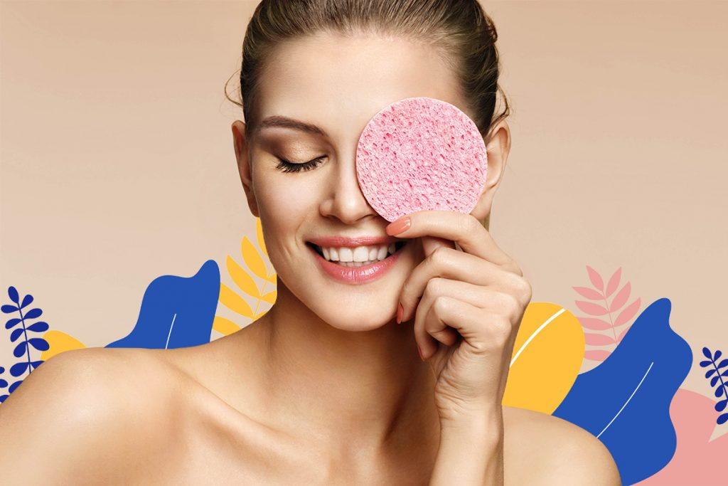 Уход за кожей перед нанесением макияжа
