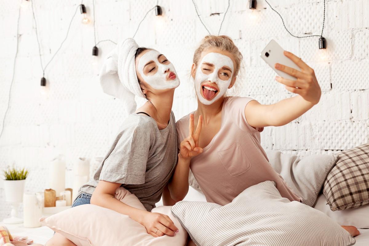 Как правильно использовать маски для лица