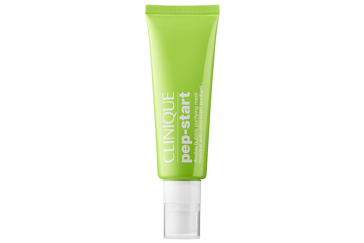 Clinique, Pep-Start Double Bubble Purifying Mask