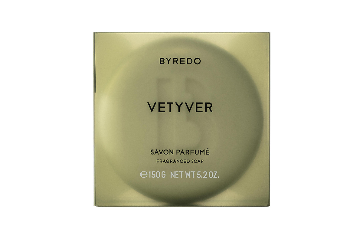 Byredo, Vetyver Fragranced Soap, 940 грн