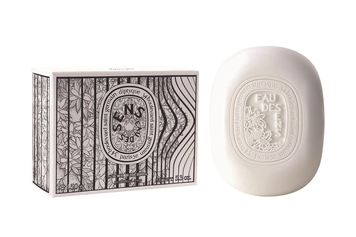Diptyque, Eau Des Sens Soap, 630 грн