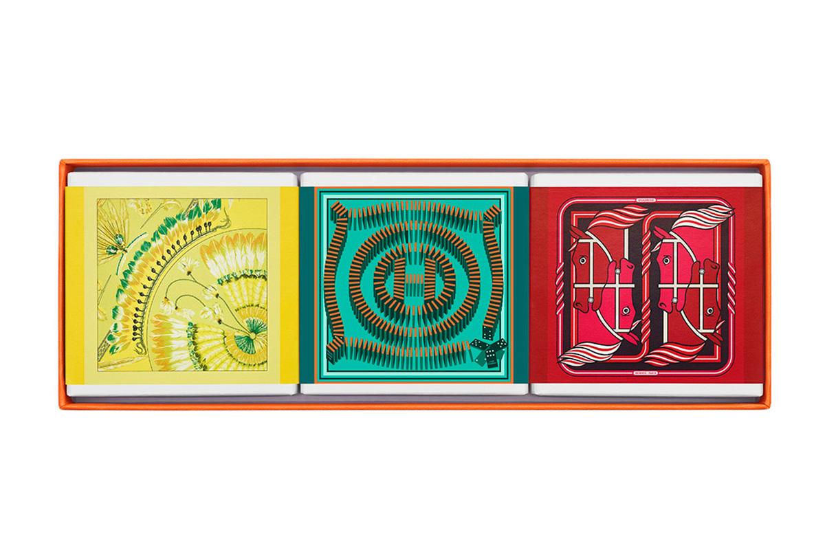 Hermès, 3 Soaps Gift Set, 1700 грн