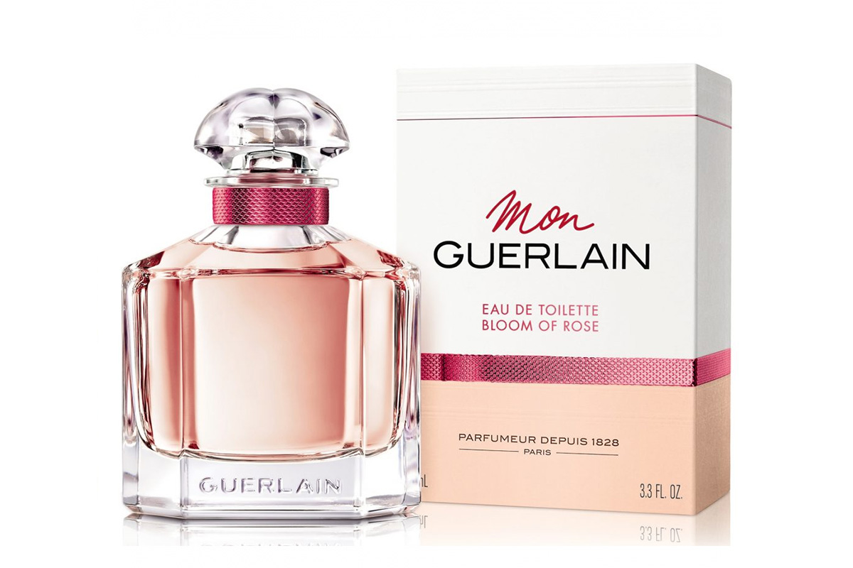 Guerlain, Mon Guerlain Bloom of Rose