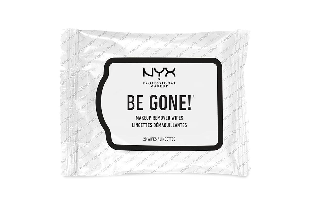 NYX Professional Makeup Makeup Remover Wipes