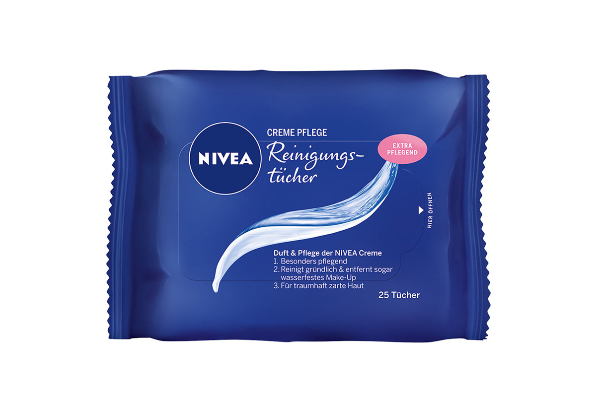 Nivea Creme Care Cleansing Wipes