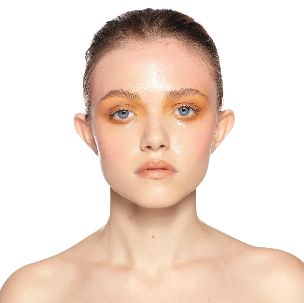 влажный макияж 2019