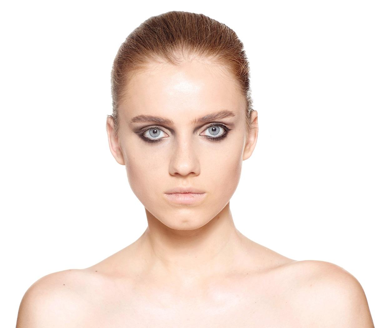 Макияж глаз металлик как сделать