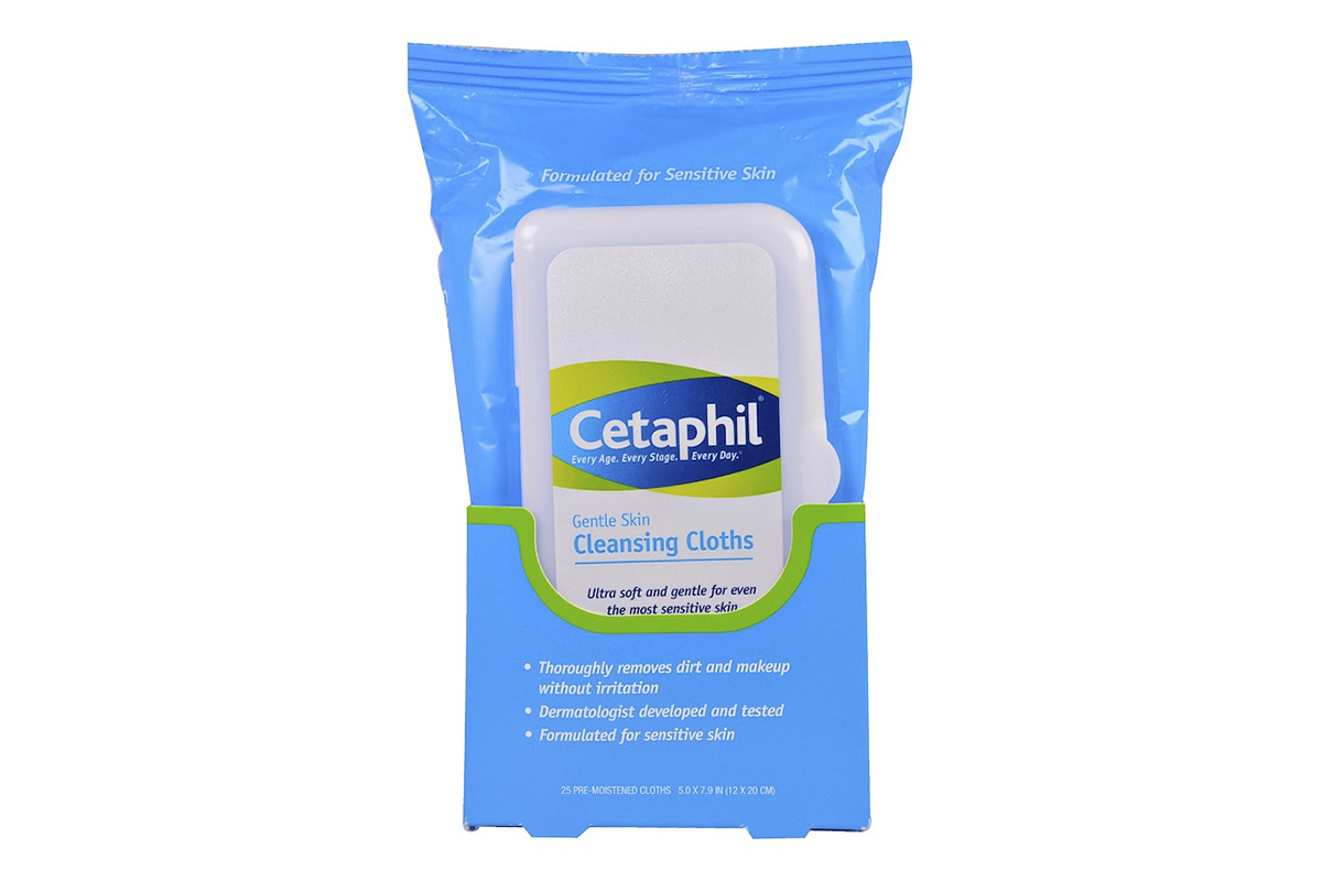 Cetaphil Gentle Cleansing Cloths