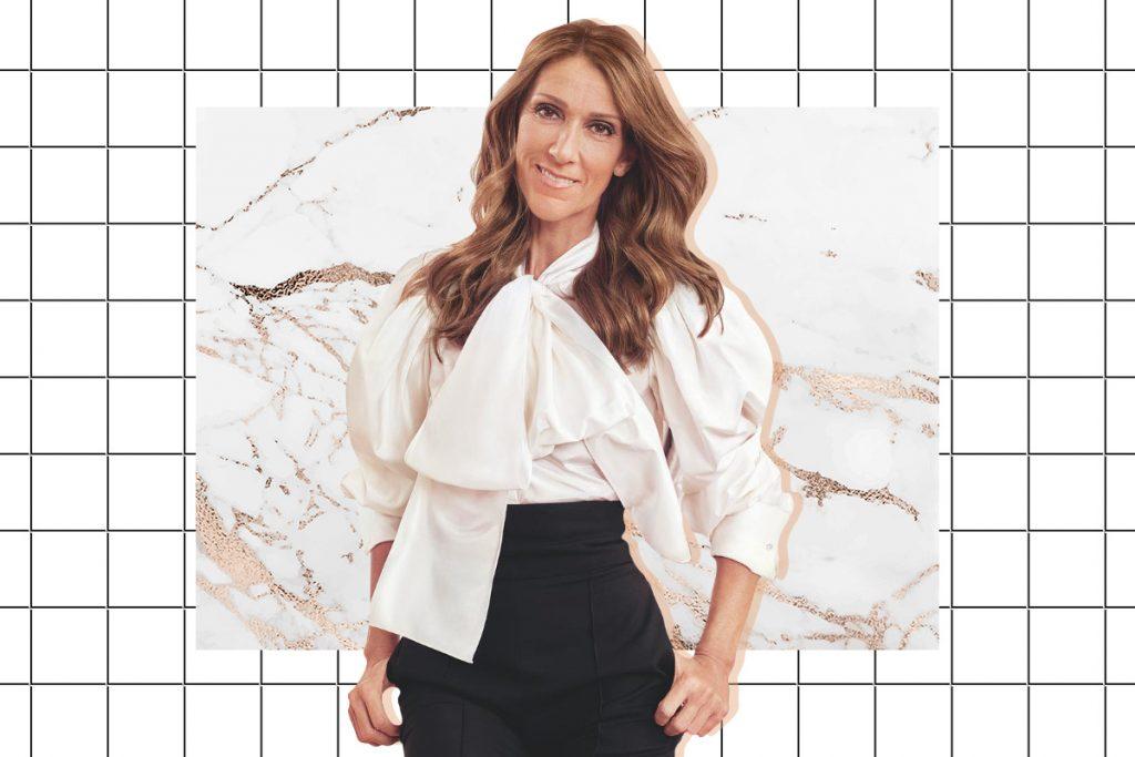 Селин Дион стала амбассадором L'Oréal Paris
