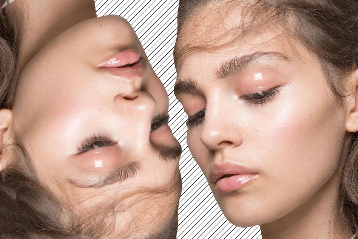 Эффект влажных век: как повторить модный макияж?