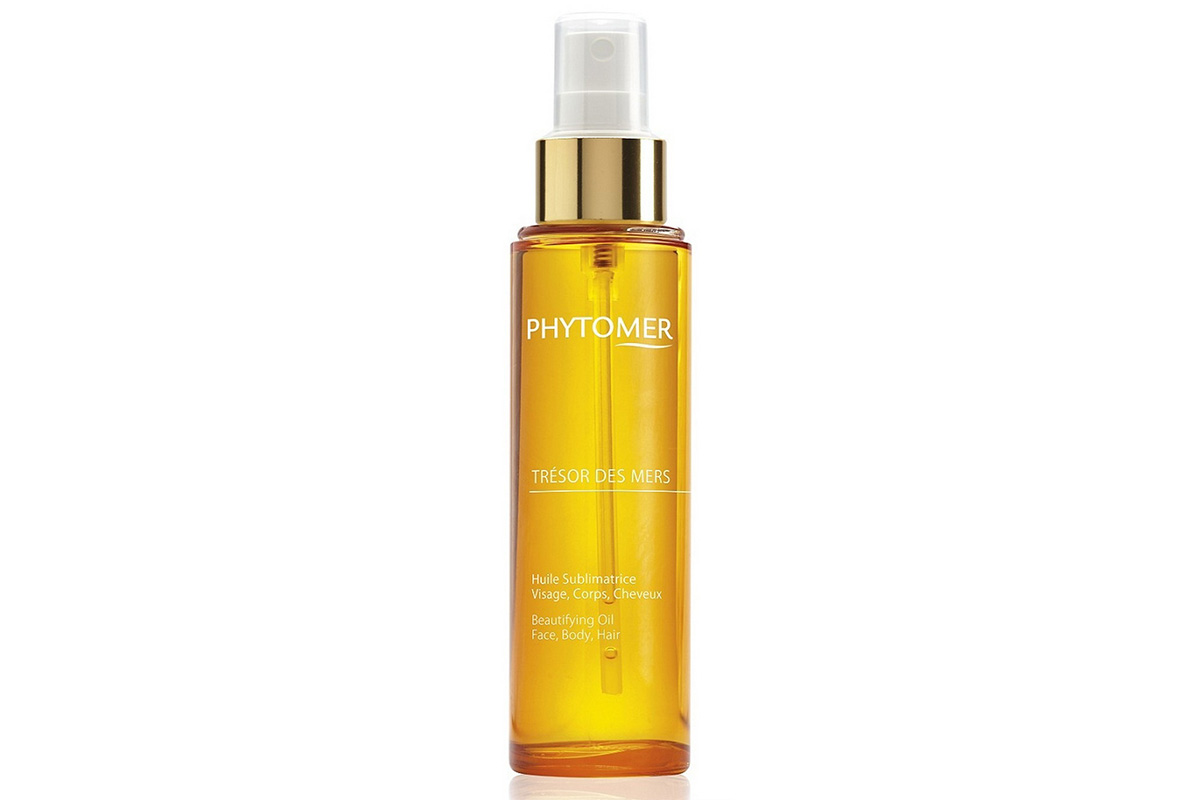 Phytomer, Tresor Des Mers Beautifying Oil Face, Body, Hair