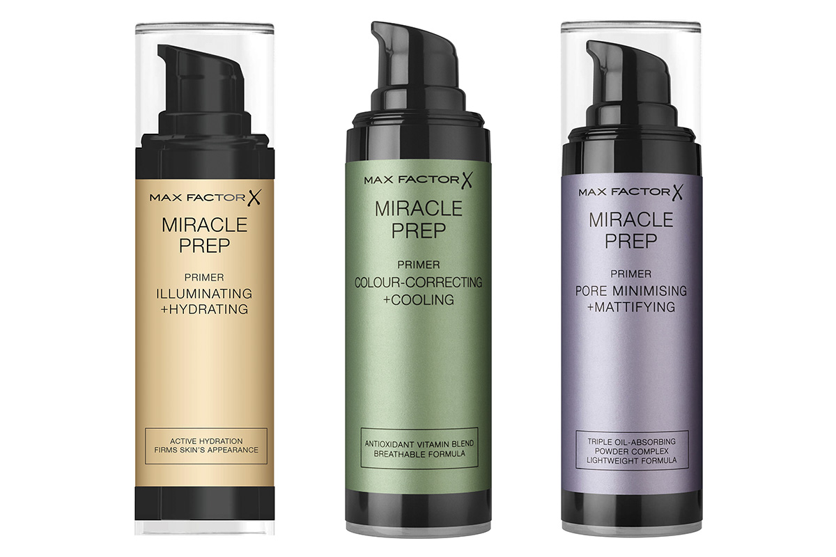 Max Factor, Miracle Prep