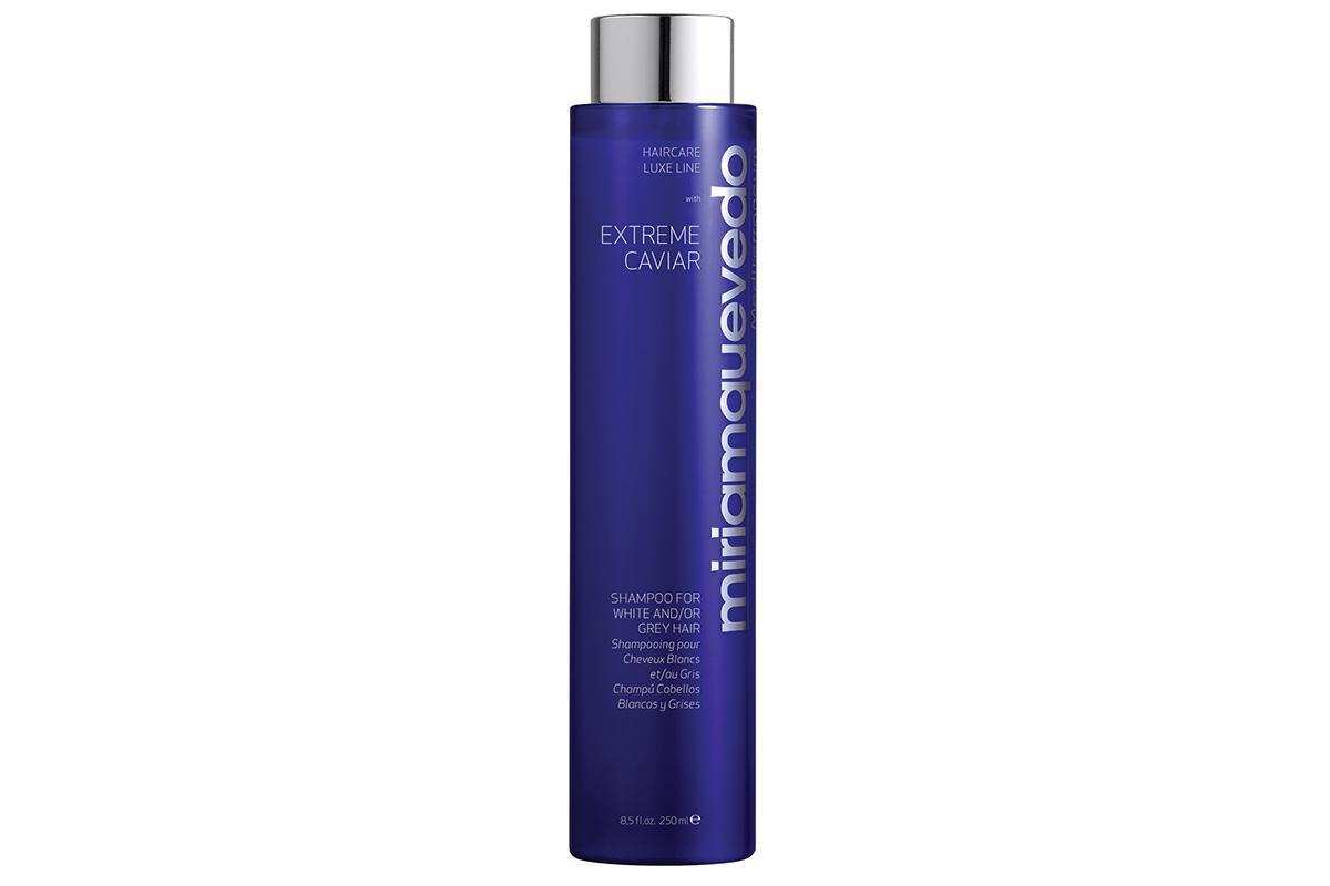 Miriam Quevedo Extreme Caviar Shampoo For White And/Or Grey Hair
