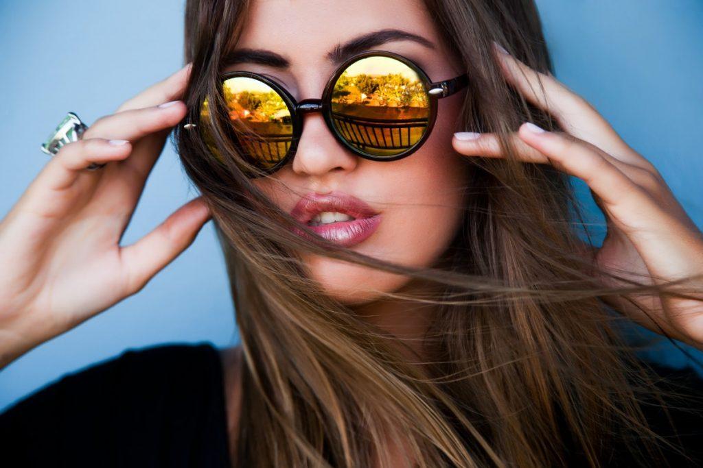 Защита от солнца и макияж
