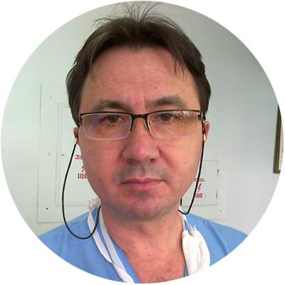 Сергей Владимирович Кочерга