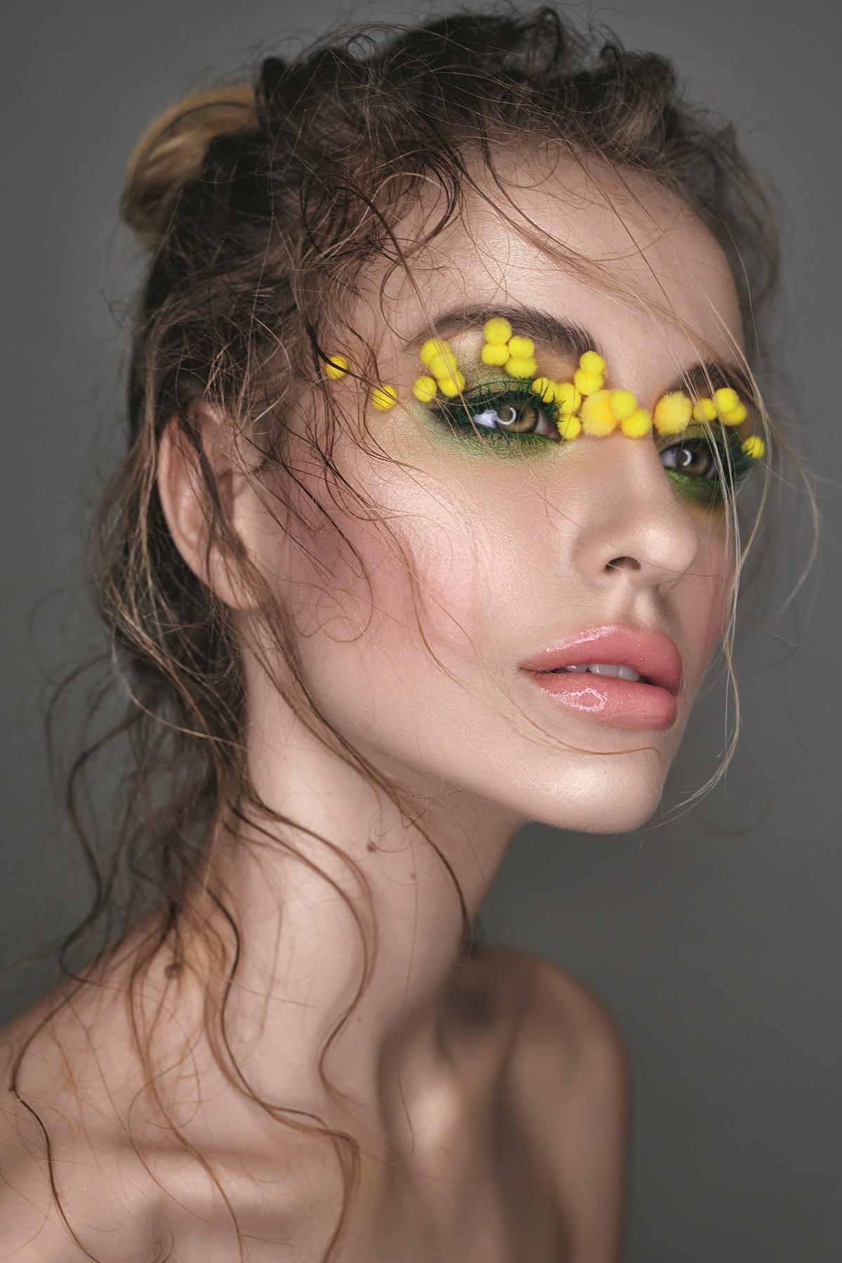 тренды макияж весна 2019