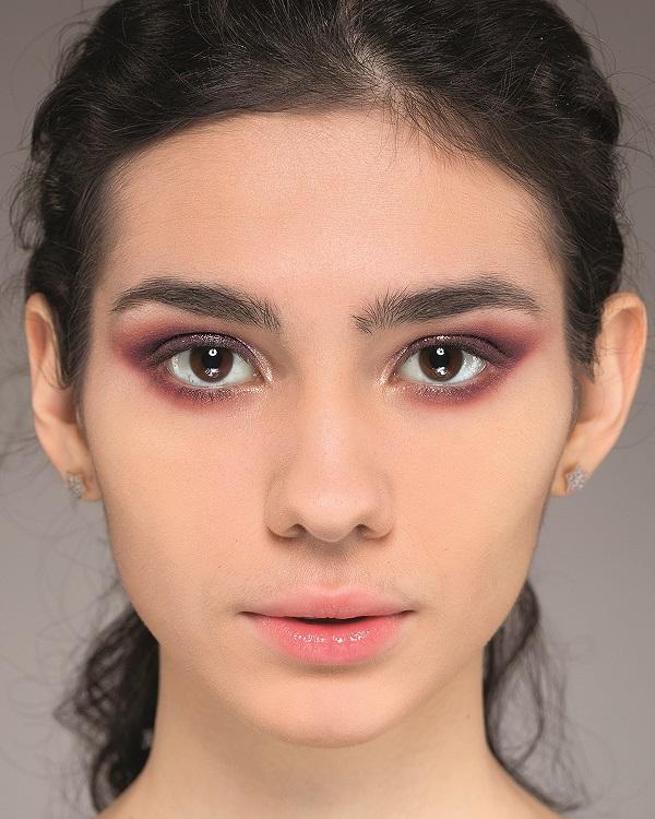 макияж на выпускной пошагово